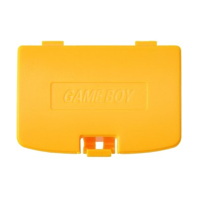 Game Boy Color Battery Cover (Yellow)