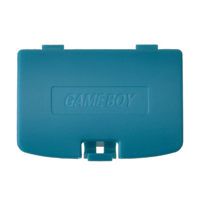 Game Boy Color Battery Cover (Turquoise)