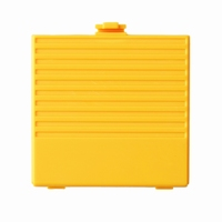 Gameboy Classic Battery Cover Yellow