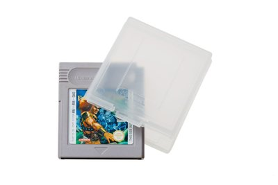 Gameboy Game Protector with Logo