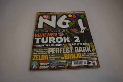 N64 Magazine Issue 21