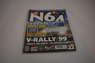 N64 Magazine Issue 22
