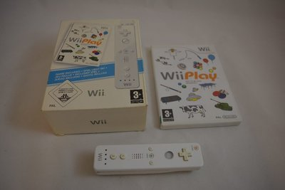 Wii Play Controller Pack