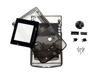 Game Boy Color Shell Dark