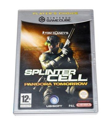 Tom Clancy's Splinter Cell Pandora Tomorrow (Player's Choice)