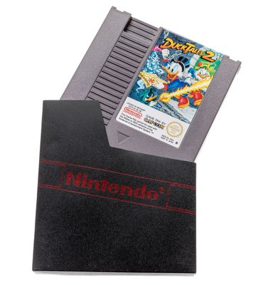 NES Dust Cover with Logo