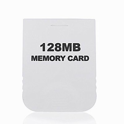 GameCube / Wii Memory Card 128 MB (Third Party)