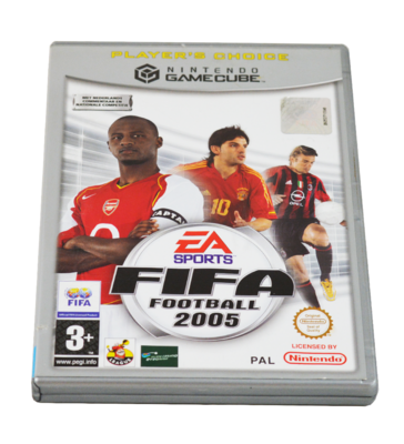 FIFA Football 2005 (Player's Choice)