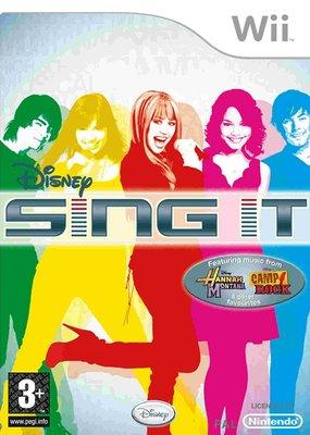 Disney: Sing It