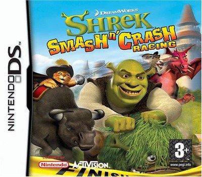 Shrek - Smash n' Crash Racing