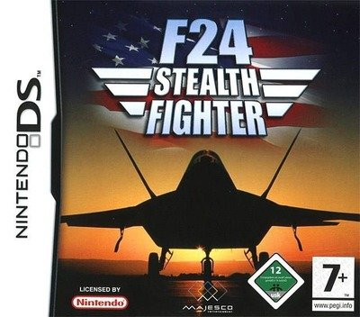 F-24 - Stealth Fighter