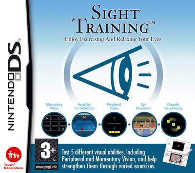 Sight Training - Enjoy Exercising and Relaxing Your Eyes