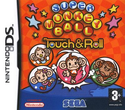 Super Monkey Ball - Touch & Roll