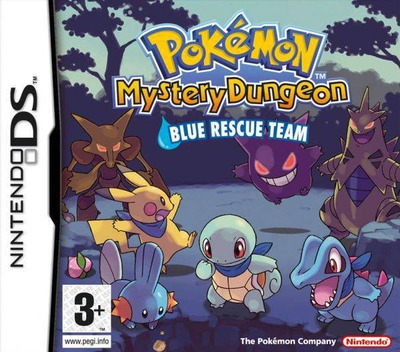 Pokémon Mystery Dungeon - Blue Rescue Team