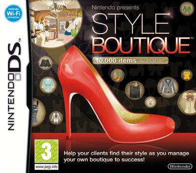 Nintendo Presents - Style Boutique