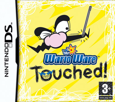 WarioWare - Touched!