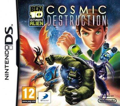 Ben 10 - Ultimate Alien - Cosmic Destruction