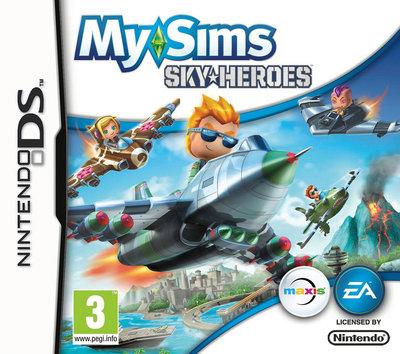 MySims - SkyHeroes