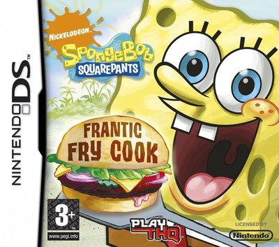 SpongeBob SquarePants - Frantic Fry Cook