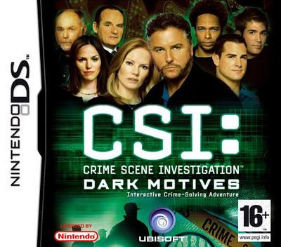 CSI - Crime Scene Investigation - Dark Motives