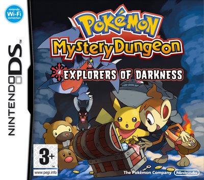 Pokémon Mystery Dungeon - Explorers of Darkness