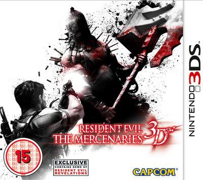 Resident Evil - The Mercenaries 3D