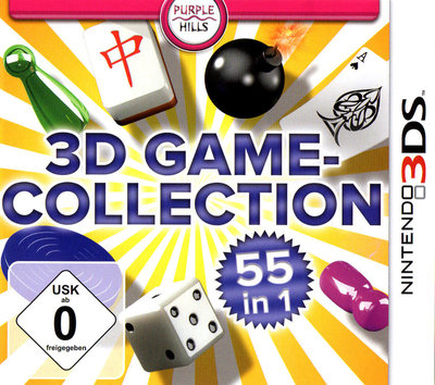 3D Game Collection - 55 in 1