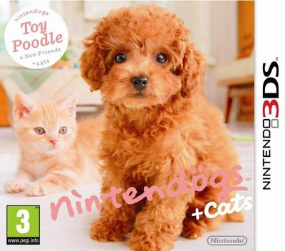 Nintendogs + Cats - Toy Poodle & New Friends