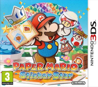 Paper Mario - Sticker Star