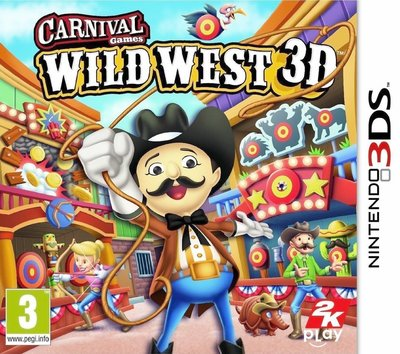 Carnival Games - Wild West 3D