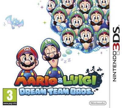 Mario & Luigi - Dream Team Bros.