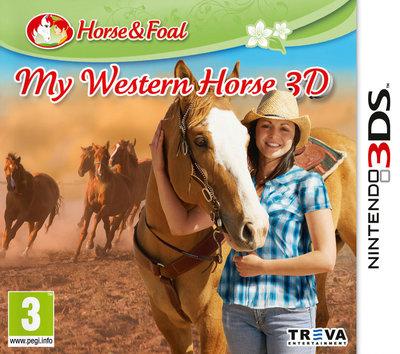 My Western Horse 3D
