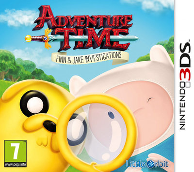 Adventure Time - Finn & Jake Investigations
