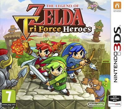 The Legend of Zelda - Tri Force Heroes