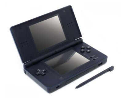 Nintendo DS Lite Metalic Blue