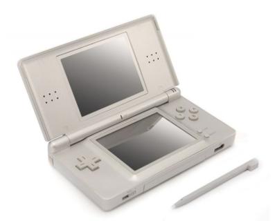 Nintendo DS Lite Silver (Budget)