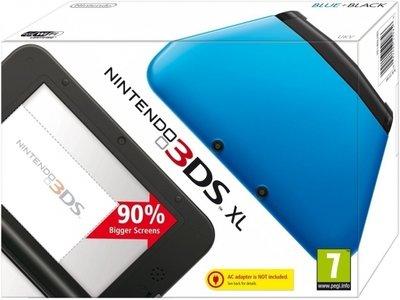 Nintendo 3DS XL Blue [Complete]