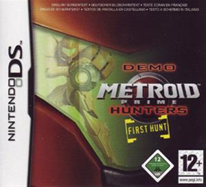 Metroid Prime: Hunters - First Hunt (Demo)