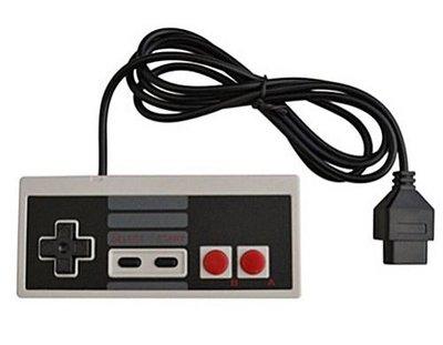 New Nintendo NES Controller