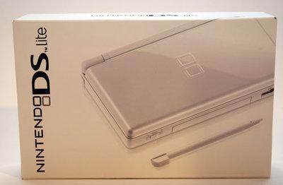 Nintendo DS Lite White Complete