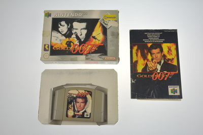 007 Goldeneye (Player's Choice)