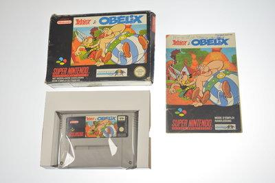 Asterix & Obelix