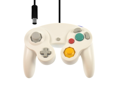 New GameCube Controller White