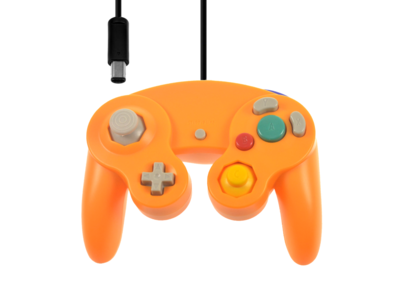 New GameCube Controller Orange