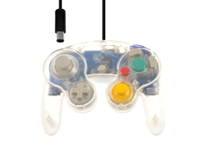 New Gamecube Controller Crystal