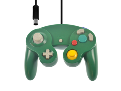New GameCube Controller Green