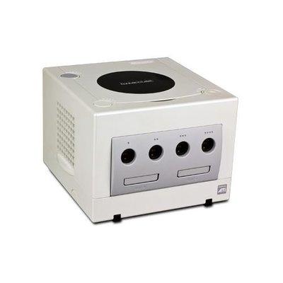 Nintendo Gamecube [NGC] Console Pearl