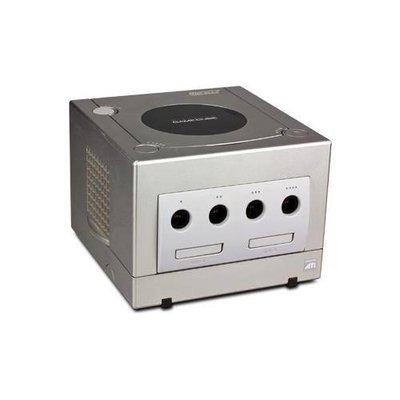 Nintendo Gamecube [NGC] Console Silver