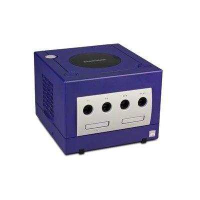 Nintendo Gamecube [NGC] Console Purple