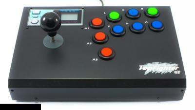 SNES TopFighter Arcade Stick QJ